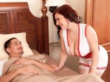 The Cream-Filled Big-Boob Nurse