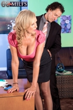 The Boss Has A Creampie For Bethany