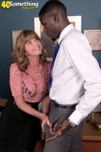 The Boss Loves Greater than typical, Darksome Cock