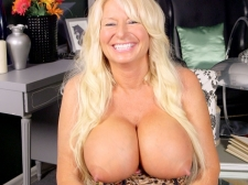 Getting To Know A Astronomical titted, Hard-Nippled MILF
