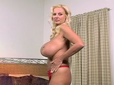 Big Knockers For A Large Cock