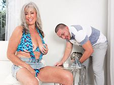 Very youthful dick for Silva Foxx